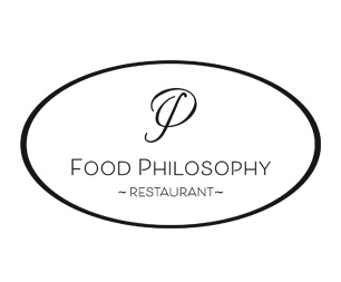 Логотип ресторана FOOD PHILOSOPHY